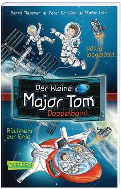 Der kleine Major Tom Doppelband (Enthält die Bände 1: Völlig losgelöst, 2: Rückkehr zur Erde) von Flessner,  Bernd, Lohr,  Stefan, Schilling,  Peter