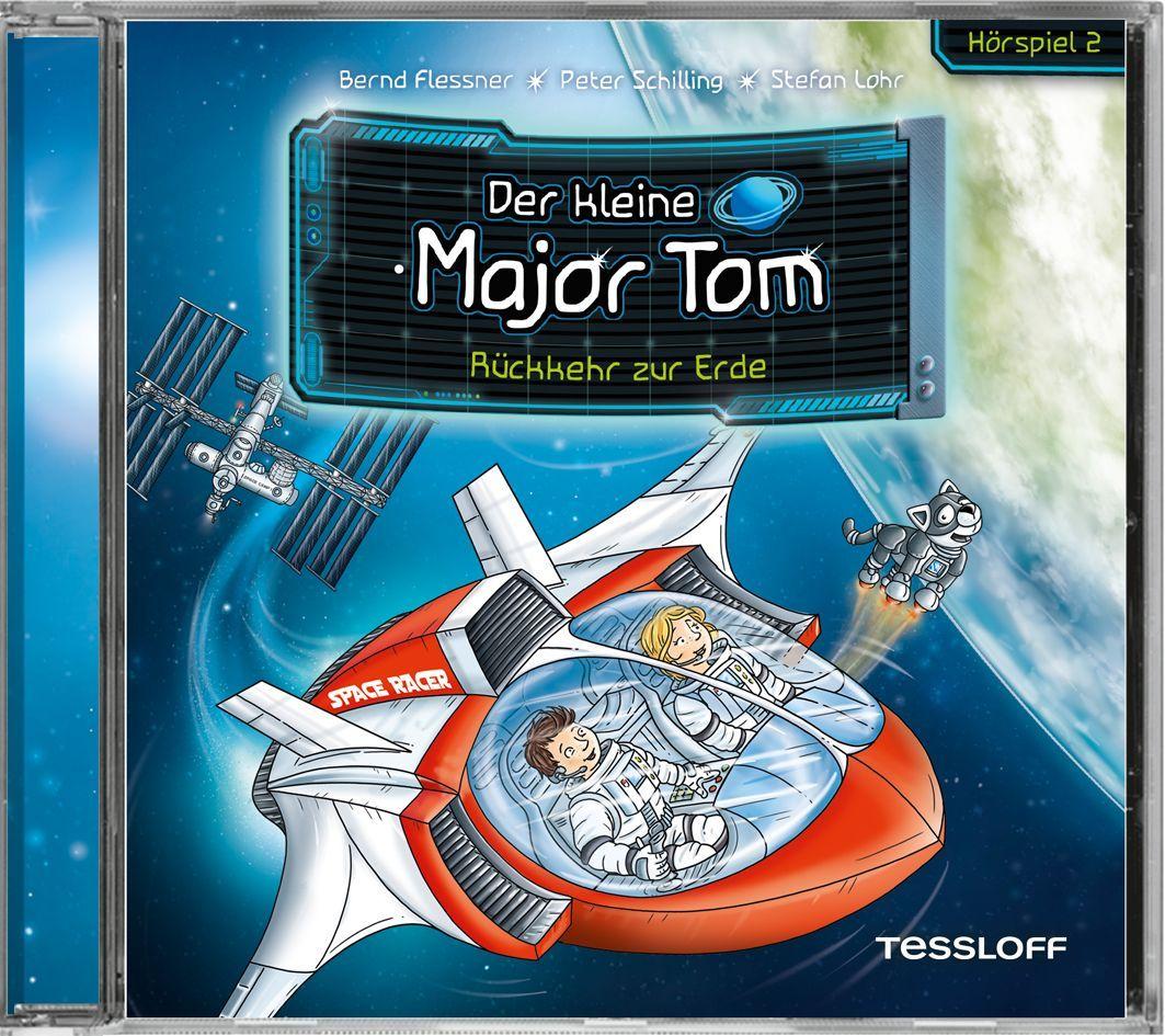Kometengefahr CD Der kleine Major Tomit  Hörspiel 4 Sonstige Spielzeug-Artikel