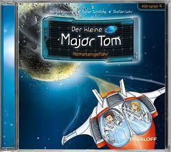 Der kleine Major Tom. Hörspiel 4: Kometengefahr von Flessner,  Bernd, Lohr,  Stefan, Schilling,  Peter