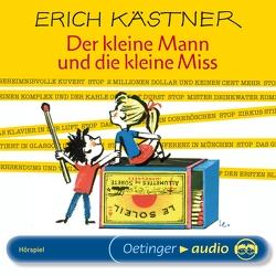Der kleine Mann und die kleine Miss von Held,  Martin, Kaestner,  Erich, Lemke,  Horst, Mackensy,  Lutz, Schmidt-Decker,  Petra