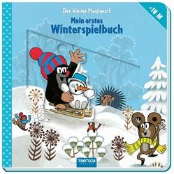 Der kleine Maulwurf – Winterspielbuch ab 18 Monaten