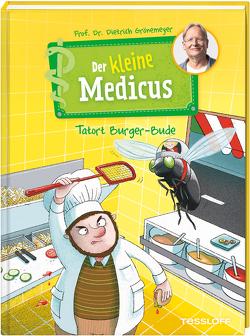 Der kleine Medicus. Band 5. Tatort Burger-Bude von Grönemeyer,  Dietrich