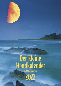 Der kleine Mondkalender 2022 von Korsch Verlag