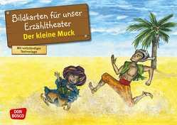 Der kleine Muck. Kamishibai Bildkartenset. von Grünwald,  Karina, Hauff,  Wilhelm
