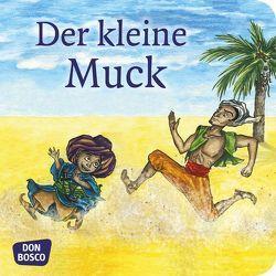 Der kleine Muck. Mini-Bilderbuch von Hauff,  Wilhelm, Luzán,  Karina