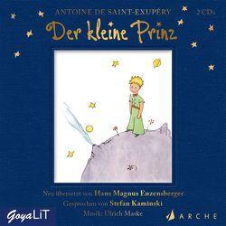 Der kleine Prinz von Enzensberger,  Hans Magnus, Kaminski,  Stefan, Saint-Exupéry,  Antoine de