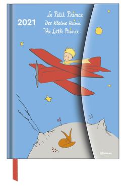 Der Kleine Prinz 2021 – Diary – Buchkalender – Taschenkalender – 16×22 von Saint-Exupéry,  Antoine de