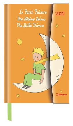 Der Kleine Prinz 2022 – Diary – Buchkalender – Taschenkalender – 10×15 von Saint-Exupéry,  Antoine de