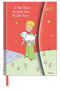 Der Kleine Prinz 2022 – Diary – Buchkalender – Taschenkalender – 16×22 von Saint-Exupéry,  Antoine de