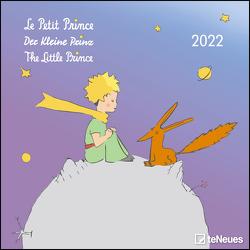 Der Kleine Prinz 2022 – Wand-Kalender – Broschüren-Kalender – 30×30 – 30×60 geöffnet – Kinder-Kalender – Illustrationen von Saint-Exupéry,  Antoine de