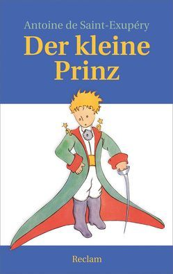 Der kleine Prinz von Bossier,  Ulrich, Saint-Exupéry,  Antoine de