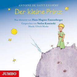 Der kleine Prinz von de Saint-Exupéry,  Antoine, Enzensberger,  Hans Magnus