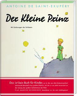 Der kleine Prinz. Faksimile in Geschenkbox von Leitgeb,  Grete und Josef, Saint-Exupéry,  Antoine de