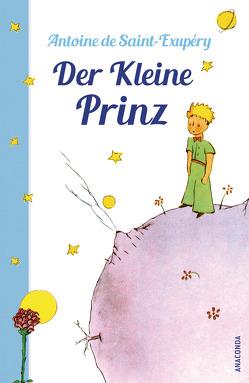 Der Kleine Prinz (Mit den Zeichnungen des Verfassers) von Herbert,  Marion, Saint-Exupéry,  Antoine de