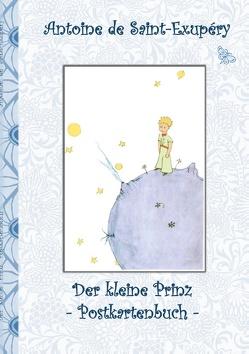 Der kleine Prinz – Postkartenbuch von Potter,  Elizabeth M., Saint-Exupéry,  Antoine de