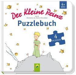 Der kleine Prinz Puzzlebuch von de Saint-Exupéry,  Antoine