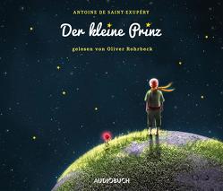 Der kleine Prinz – Sonderausgabe von Rohrbeck,  Oliver, Saint-Exupéry,  Antoine, Ueberle-Pfaff,  Maja