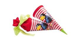 Der kleine Rabe Socke: Alles Schule! Schultüte vom kleinen Raben Socke, VE 6 von Rudolph,  Annet