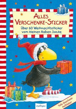 Der kleine Rabe Socke: Alles Verschenke-Sticker von Rudolph,  Annet