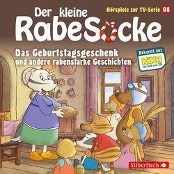 Der kleine Rabe Socke – Das Geburtstagsgeschenk und andere rabenstarke Geschichten von Diverse, Louis,  Hofmann, Thalbach,  Anna, Weis,  Peter