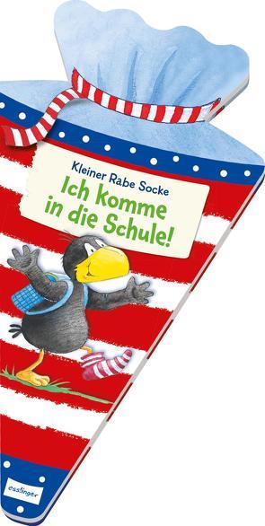 Der kleine Rabe Socke: Ich komme in die Schule! von Rudolph,  Annet