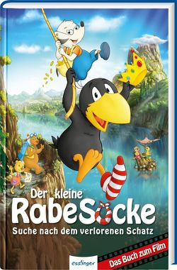 Der kleine Rabe Socke: Suche nach dem verlorenen Schatz von Akkord Film Produktion GmbH, Moost,  Nele