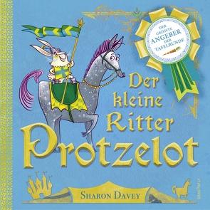Der kleine Ritter Protzelot von Davey,  Sharon, Viseneber,  Karolin