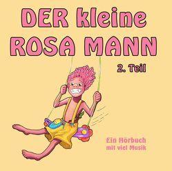 Der kleine rosa Mann – 2. Teil von Haaser,  Helge