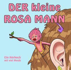 Der kleine rosa Mann von Haaser,  Helge