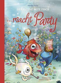 Der Kleine Rote Fisch macht Party von Fuchs,  Olivier