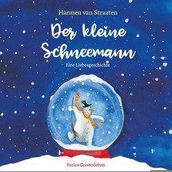 Der kleine Schneemann von Erdorf,  Rolf, van Straaten,  Harmen