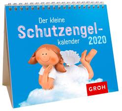 Der kleine Schutzengelkalender 2020: Mini-Monatskalender von Groh Redaktionsteam