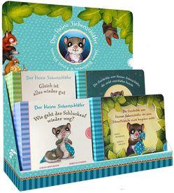 Der kleine Siebenschläfer: Pappebilderbücher vom kleinen Siebenschläfer