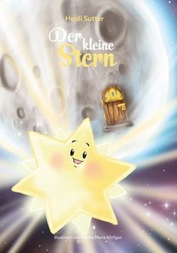 Der kleine Stern von Sutter,  Heidi
