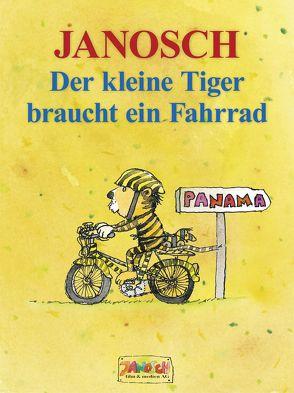 Der kleine Tiger braucht ein Fahrrad von Janosch