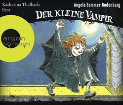Der kleine Vampir von Sommer-Bodenburg,  Angela, Thalbach,  Katharina