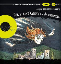 Der kleine Vampir im Jammertal von Albrecht,  Henrik, Glienke,  Amelie, Sommer-Bodenburg,  Angela, Thalbach,  Katharina