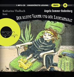 Der kleine Vampir und der Lichtapparat von Glienke,  Amelie, Sommer-Bodenburg,  Angela, Thalbach,  Katharina