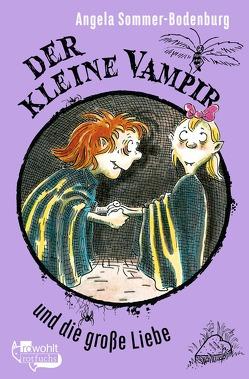 Der kleine Vampir und die große Liebe von Glienke,  Amelie, Sommer-Bodenburg,  Angela