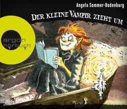 Der kleine Vampir zieht um von Albrecht,  Henrik, Glienke,  Amelie, Kauffels,  Dirk, Sommer-Bodenburg,  Angela, Thalbach,  Katharina