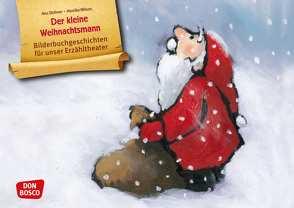 Der kleine Weihnachtsmann. Kamishibai Bildkartenset. von Stohner,  Anu, Wilson,  Henrike