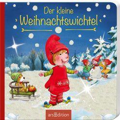 Der kleine Weihnachtswichtel von Grimm,  Sandra, Straub,  Sabine