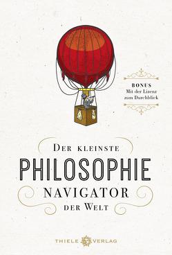 Der kleinste Philosophie-Navigator der Welt von Byron,  Jonathan