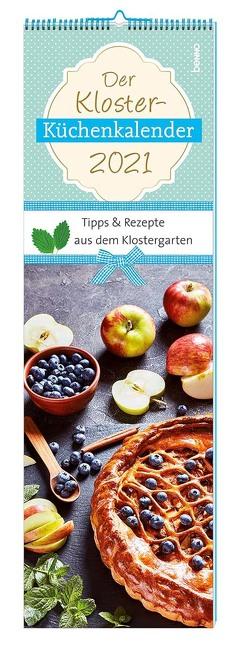 Der Kloster-Küchenkalender 2021