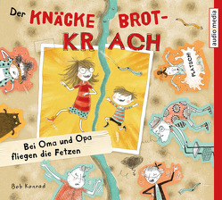 Der Knäckebrotkrach von Kalbhenn,  Lea, Konrad,  Bob