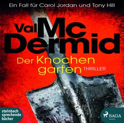 Der Knochengarten von Berger,  Wolfgang, McDermid,  Val