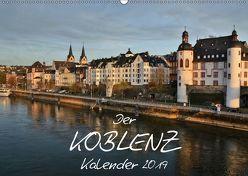 Der Koblenz Kalender (Wandkalender 2019 DIN A2 quer) von Heußlein,  Jutta