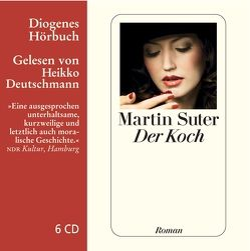 Der Koch von Deutschmann,  Heikko, Suter,  Martin