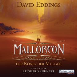 Der König der Murgos von Eddings,  David, Kuhnert,  Reinhard, Straßl,  Lore