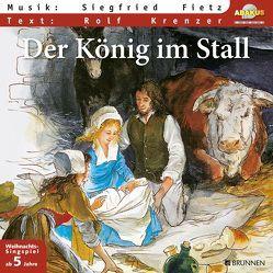 Der König im Stall von Bewley,  Sheila, Fietz,  Siegfried, Krenzer,  Rolf
